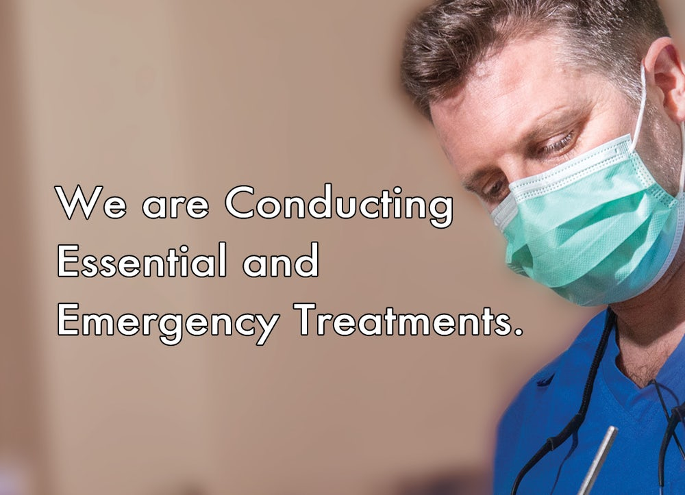 Emergency Treatments at 3Dental During COVID-19