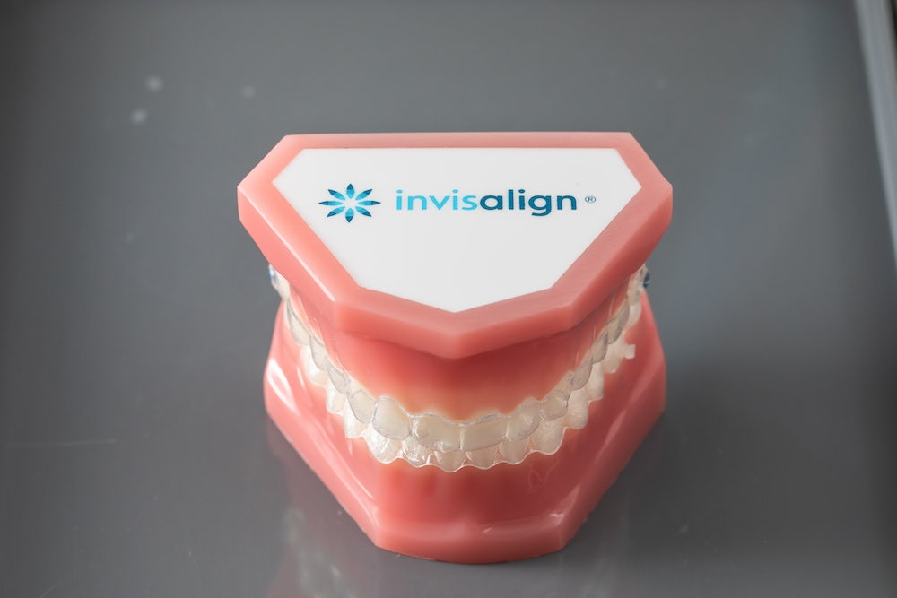 invisalign teeth