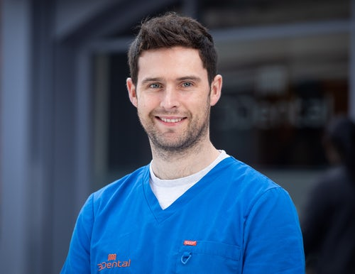 Dr. Fearghal O'Connell - General & Cosmetic Dentist - Limerick