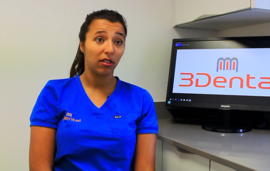 Root Canal Treatment Explained by Dr.Mariana Barcelos Vaz - 3Dental