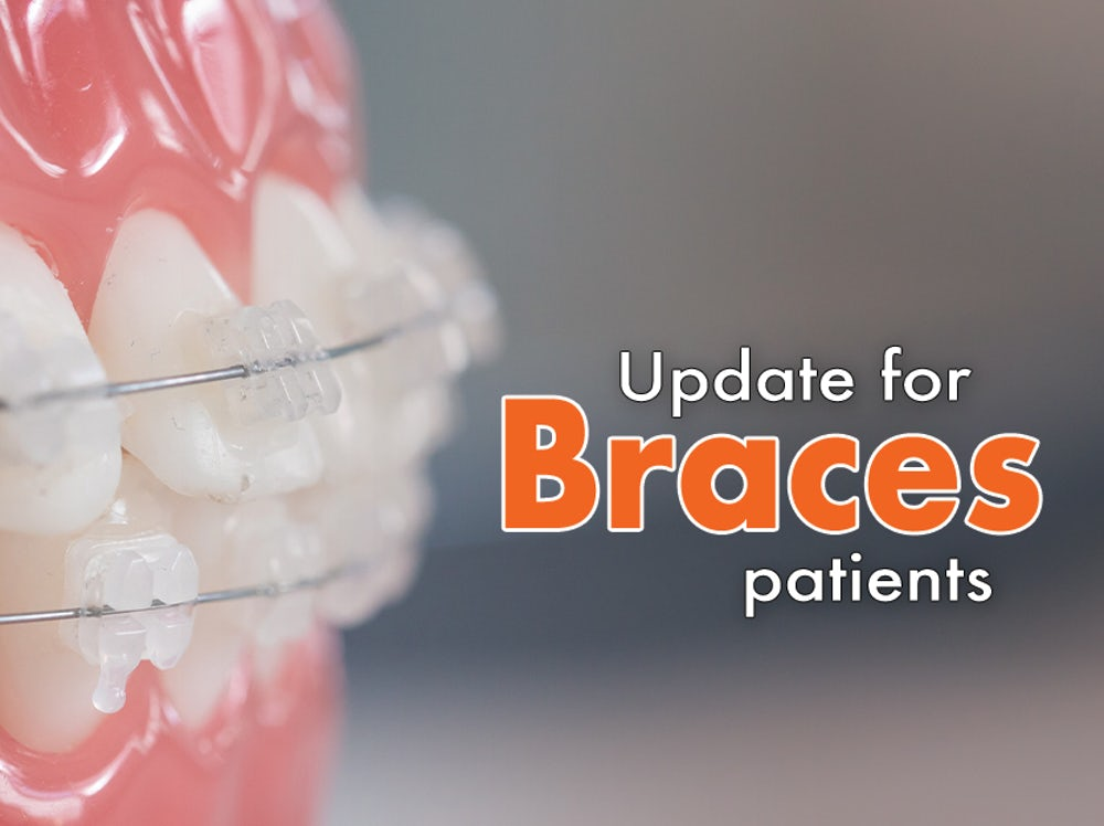 information for orthodontic patients at 3Dental